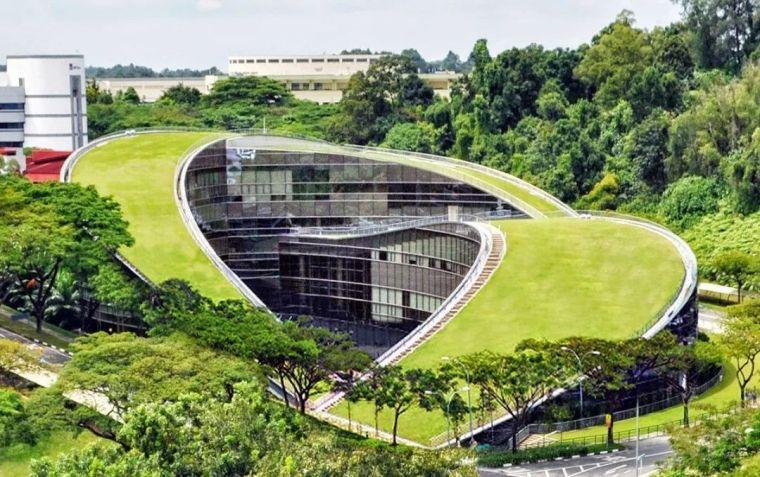 新加坡丨12个惊艳的绿色建筑(附绿建资料)_11