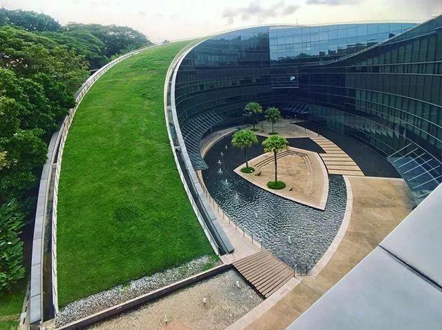 新加坡丨12个惊艳的绿色建筑(附绿建资料)_12