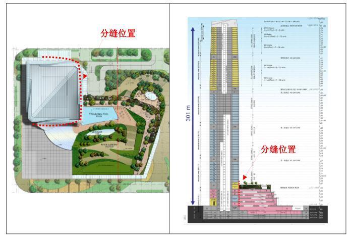 建筑总图及效果图