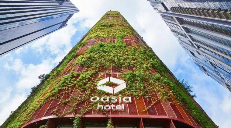 新加坡丨12个惊艳的绿色建筑(附绿建资料)_19