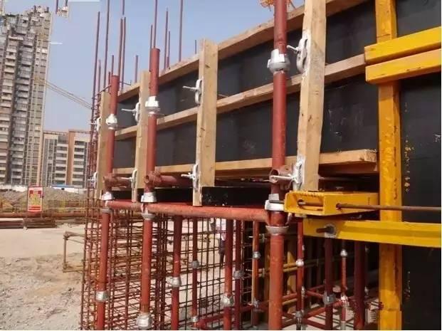 工地上必知的剪力墙、梁、板模板标准做法,_23