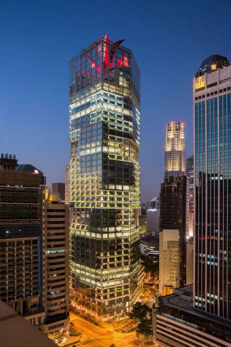 新加坡丨12个惊艳的绿色建筑(附绿建资料)_25