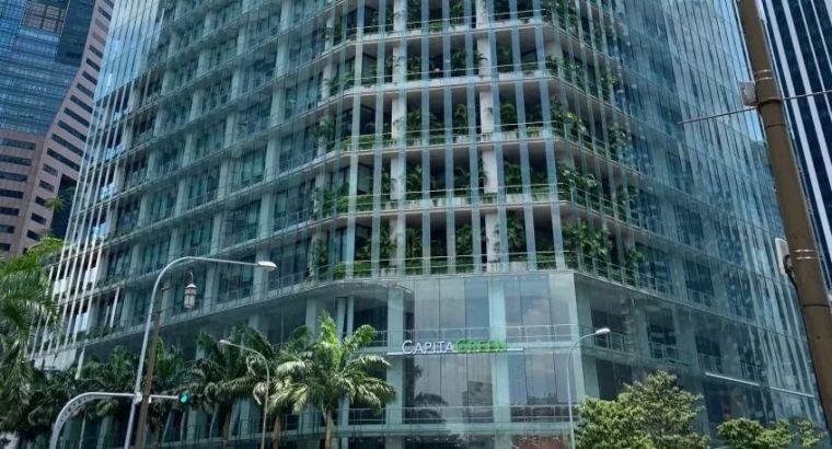 新加坡丨12个惊艳的绿色建筑(附绿建资料)_24