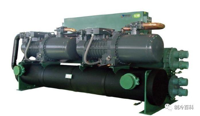 空调水冷冷水机与风冷冷水机设计选型_3