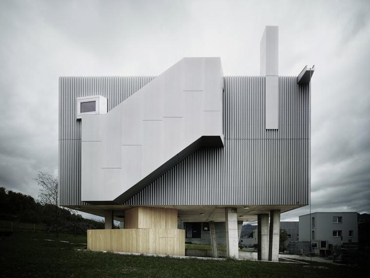 瑞士Sulzer半山住宅