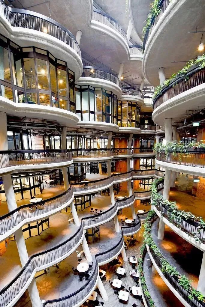 新加坡丨12个惊艳的绿色建筑(附绿建资料)_9