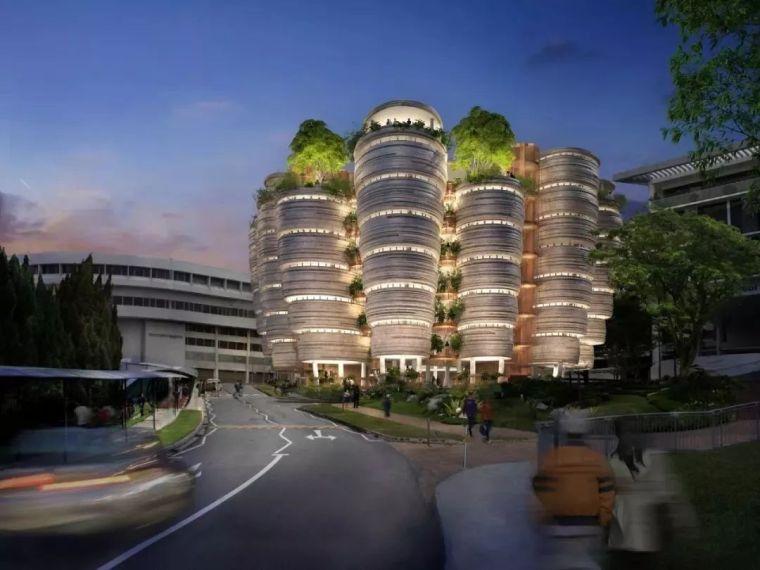 新加坡丨12个惊艳的绿色建筑(附绿建资料)_8