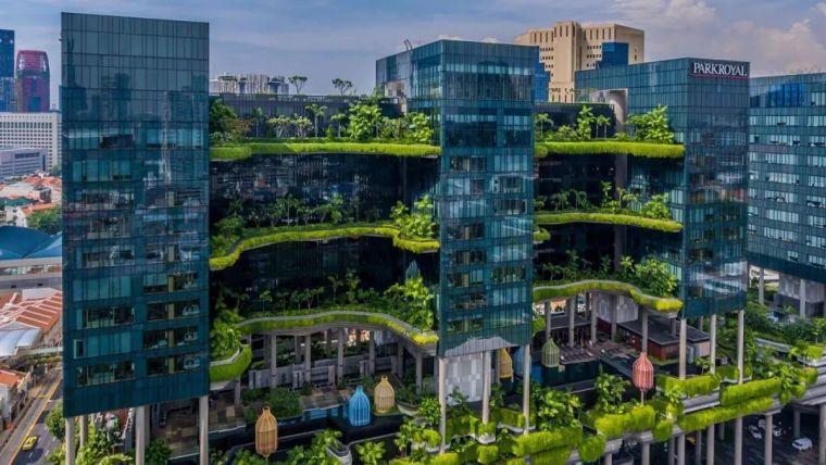 新加坡丨12个惊艳的绿色建筑(附绿建资料)_33