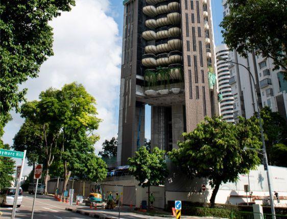 新加坡丨12个惊艳的绿色建筑(附绿建资料)_31