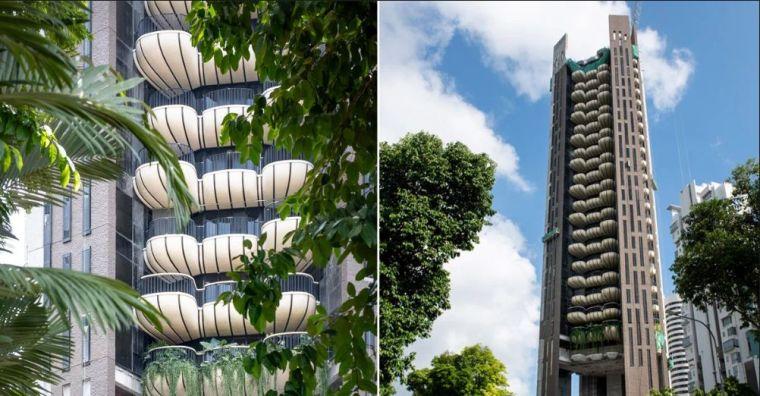 新加坡丨12个惊艳的绿色建筑(附绿建资料)_30