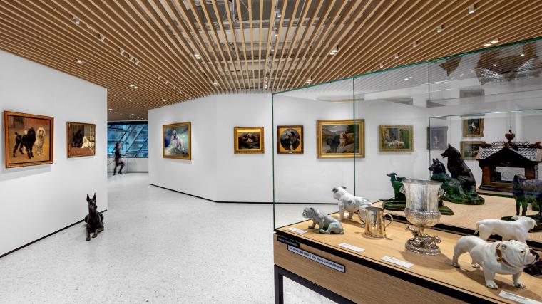 美国Gensler室内设计作品集-7