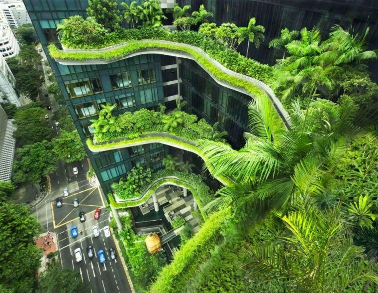 新加坡丨12个惊艳的绿色建筑(附绿建资料)_34
