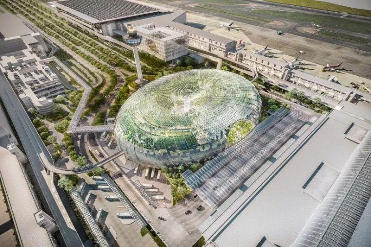新加坡丨12个惊艳的绿色建筑(附绿建资料)