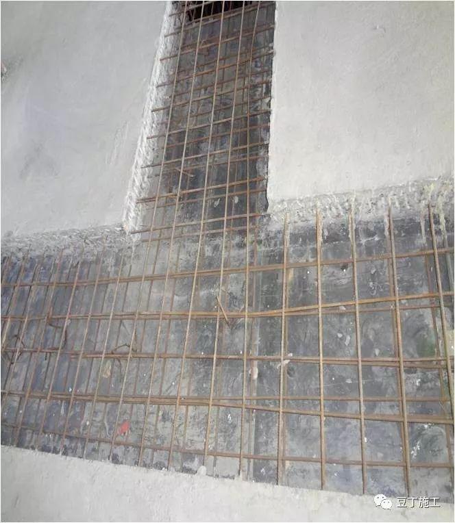 八大工程细部施工工艺标准做法,150余张照片_4