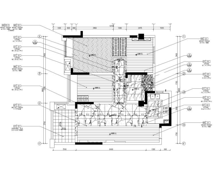 5地坪布置图
