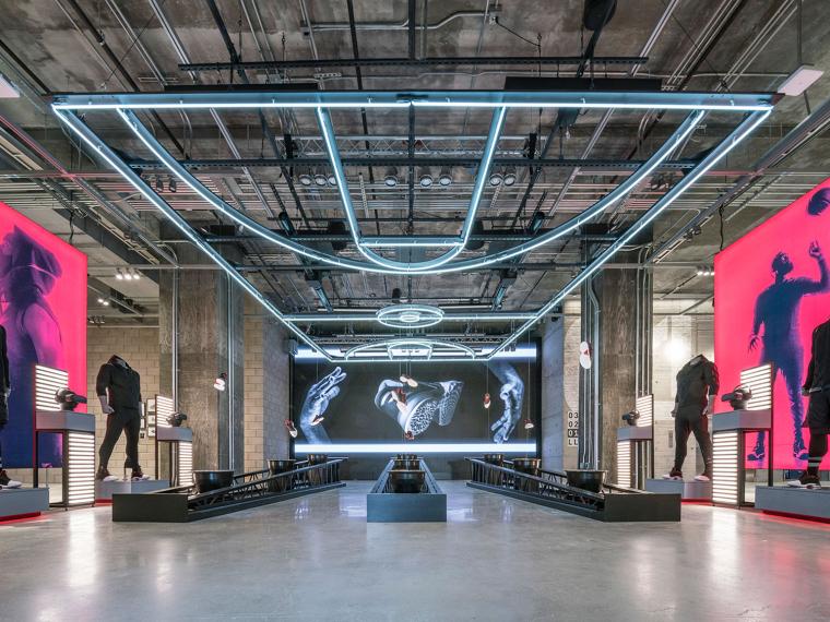 美国Gensler室内设计作品集-1