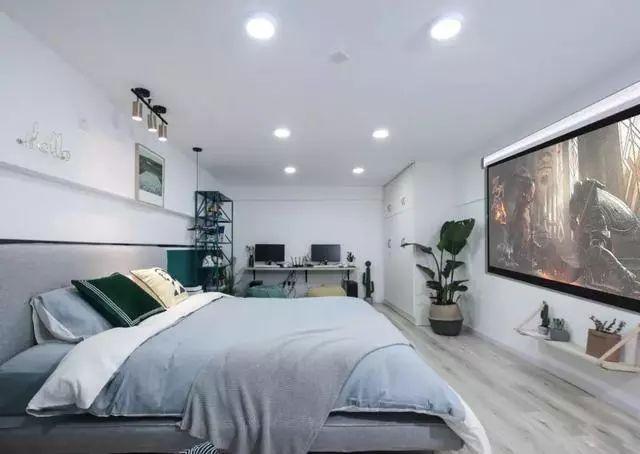 这真的不是别墅,这是只有53平的loft装修_9