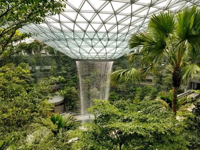 新加坡丨12个惊艳的绿色建筑(附绿建资料)-232323