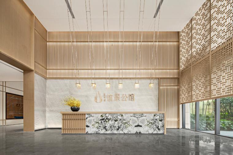 中山坦背阳光城销售中心官方摄影+效果图