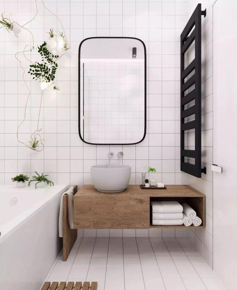 卫生间这样设计,能省掉好多家务活儿!_2