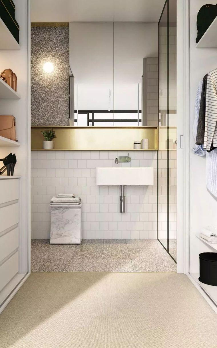 卫生间这样设计,能省掉好多家务活儿!_6