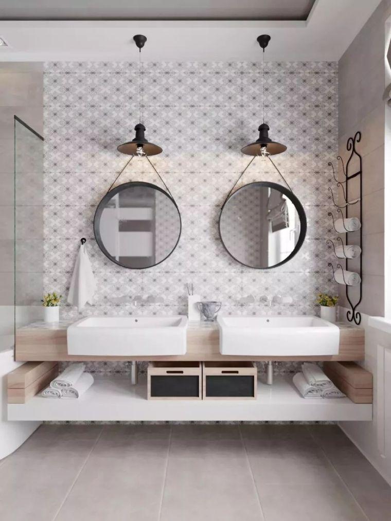 卫生间这样设计,能省掉好多家务活儿!_8