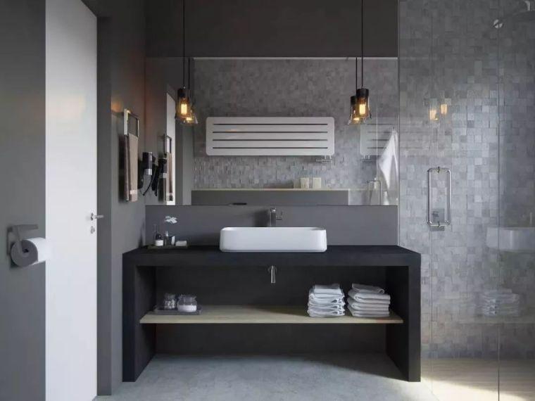 卫生间这样设计,能省掉好多家务活儿!_13
