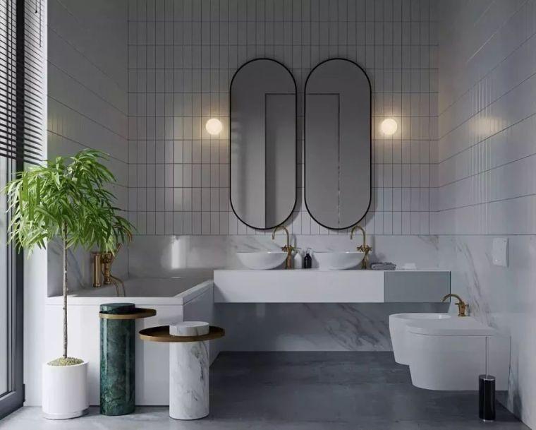 卫生间这样设计,能省掉好多家务活儿!_18