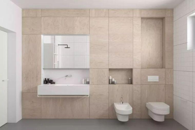 卫生间这样设计,能省掉好多家务活儿!_17