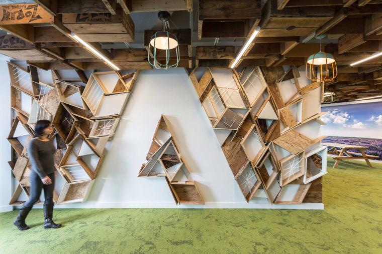 美国Adobe校园办公空间改造-7