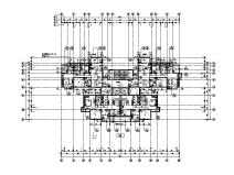 大型商业及办公塔楼强弱电施工图(2016)