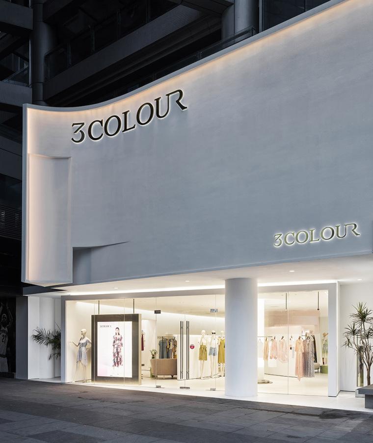 杭州三彩服饰店-08-3colour-clothing-store-china-by-sgd-office