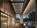 [上海]朱家角一号新亚洲联排别墅建筑设计
