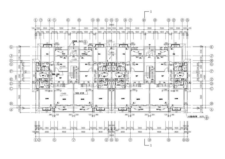 04首层平面图