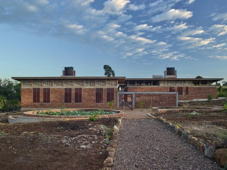 坦桑尼亚Econef儿童中心