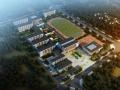 [湖南]衡东中学建筑模型设计(现代风格)