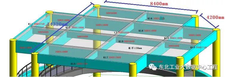 高支模施工方案,附中建二局可视化技术交底_8