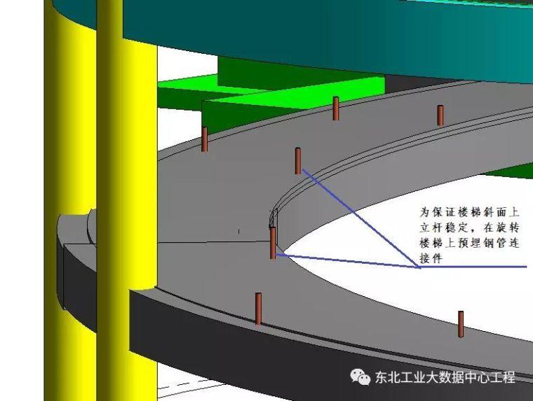 高支模施工方案,附中建二局可视化技术交底_14