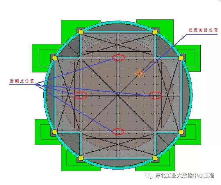 高支模施工方案,附中建二局可视化技术交底_20