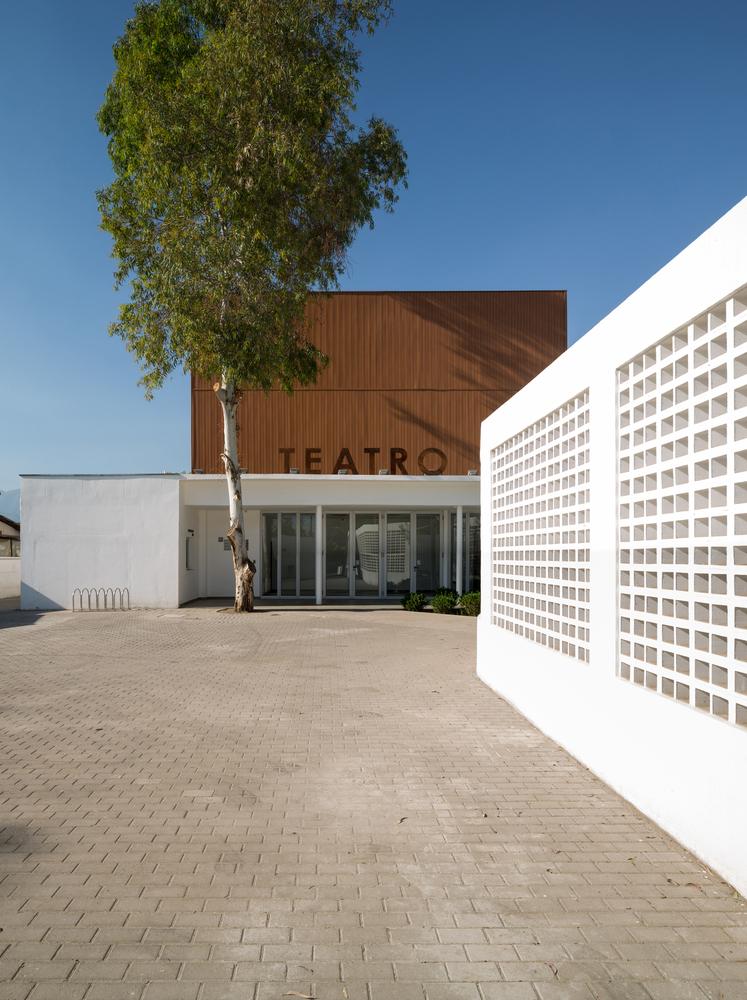 智利Lampa文化中心-01_CCL