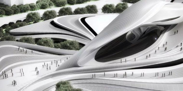 流动的曲线|土耳其飞机和汽车博物馆_3