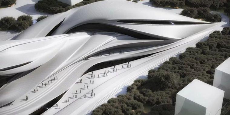流动的曲线|土耳其飞机和汽车博物馆_4