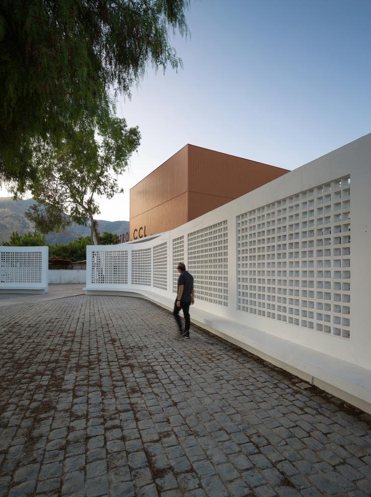 智利Lampa文化中心-08_CCL