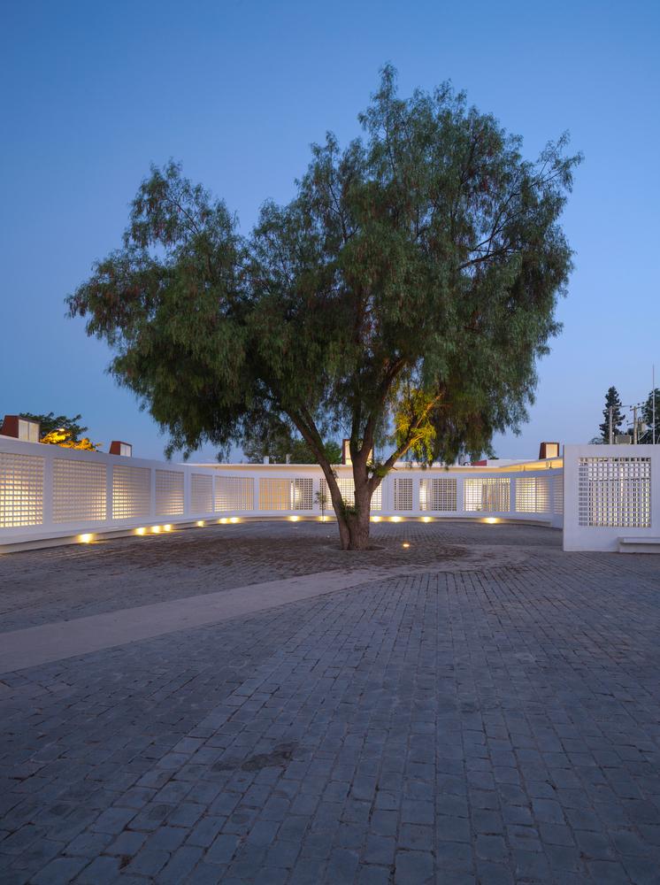 智利Lampa文化中心-11_CCL