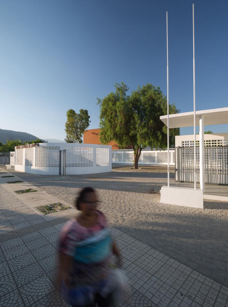 智利Lampa文化中心-16_CCL