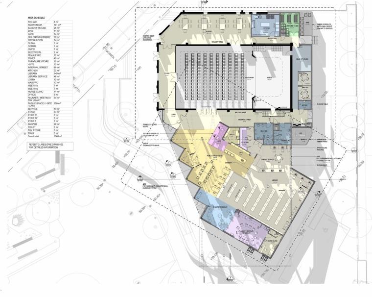 新西兰WaihingaMartinborough社区中心-Waihinga_Martinborough_Community_Centre_Plans_Page_2