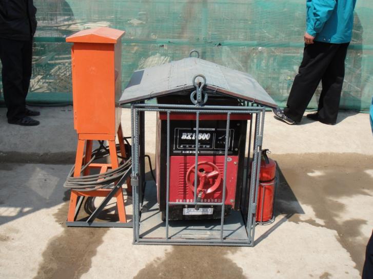 64电焊机专用开关箱