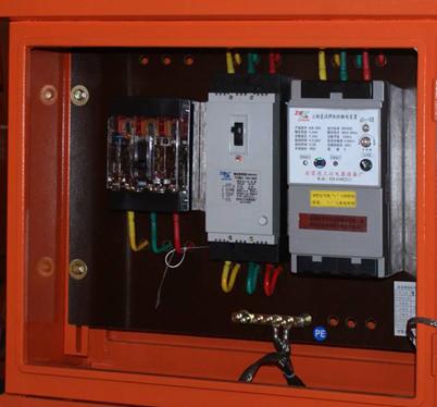 65弧焊变压器防触电装置