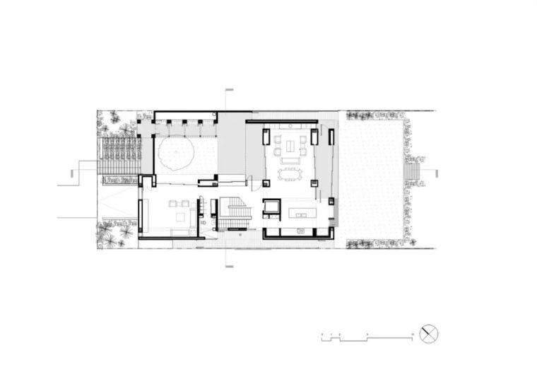 澳大利亚几何框架别墅_11