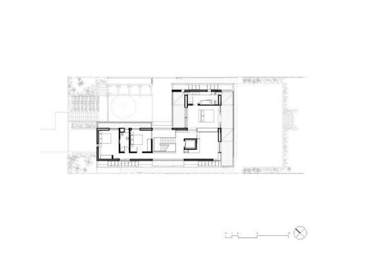 澳大利亚几何框架别墅_12